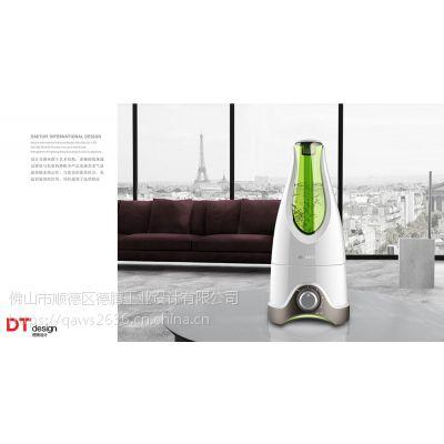 德腾经典-空净类家电设计作品一览
