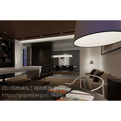 成都大型办公室设计风格选择及空间利用-大型办公室攻略
