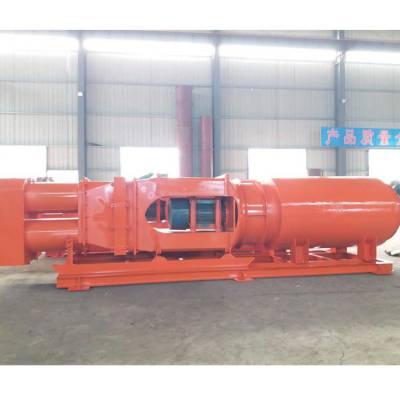煤矿用低噪音扬光KCS-410D湿式振弦除尘风机掘进机专用风机