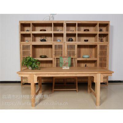 含蓄的古典美——老榆木实木家具