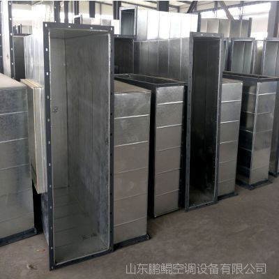 镀锌铁皮风管多少钱一平 0.5-1.2mm镀锌风管超低价热销 现货定做