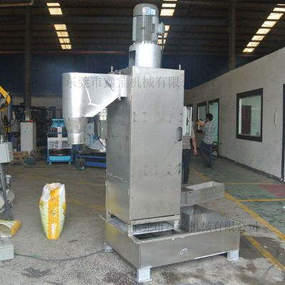 江门废旧塑料清洗甩干机 全自动高速脱水机可成套生产