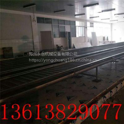 供应单层网带式速冻隧道 速冻饺子生产设备厂家