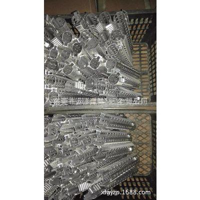 东莞 深圳 挤压铝型材厂家批量 直销铝制品皮轨 鱼骨导轨 CNC铝零部件加工