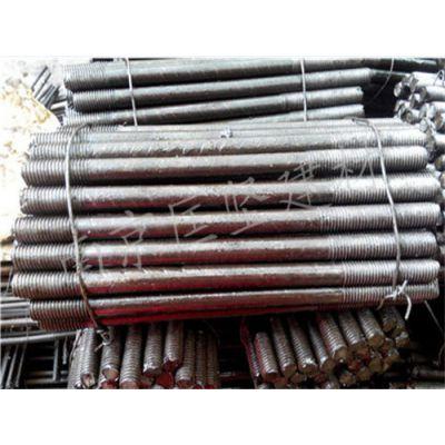 安庆穿墙止水螺杆粗牙与细牙的区别 止水螺杆厂家批发供应
