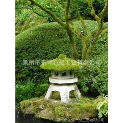 [泉州东玮石材]花岗岩园林造景石灯 庭院灯笼