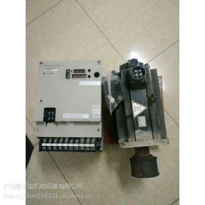 安川伺服电机SGMGH-75ACA61 专业维修