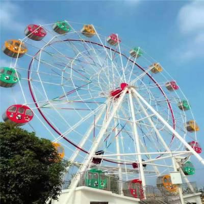 儿童新型游乐场设备摩天轮mtl陕西三星厂家定制产品