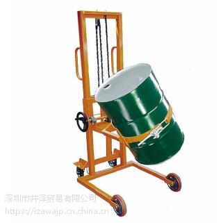 正品kyomachi京町产业油桶搬运车、HDD400堆高车
