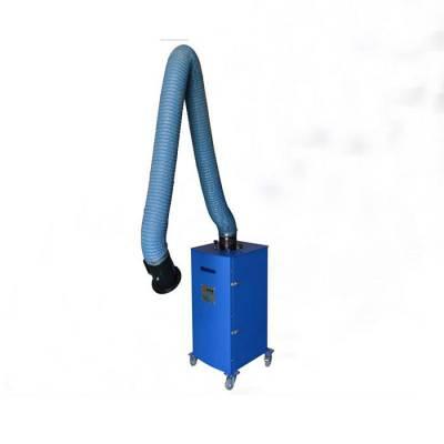 移动式焊烟净化器 单臂焊烟净化器 双臂焊烟净化器 电焊重金属除尘回收环保设备