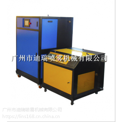广州迪瑞高压微雾施药机 垃圾中转站除臭设备 生物菌喷淋除臭机