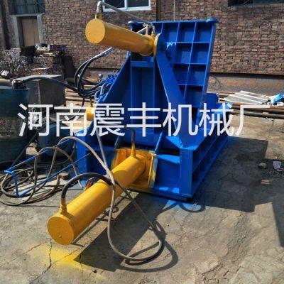 铁销/铁屑压块机 铝销铝片压块机 震丰机械厂支持定制 直销厂家