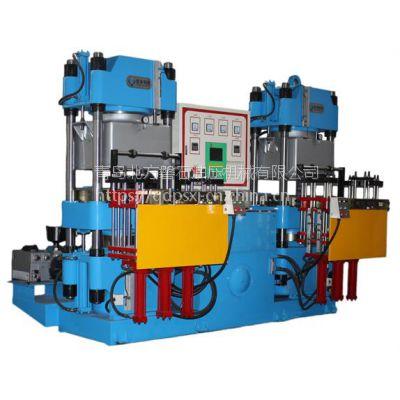 200T潍坊真空平板硫化机厂家 抽真空橡胶硫化机报价