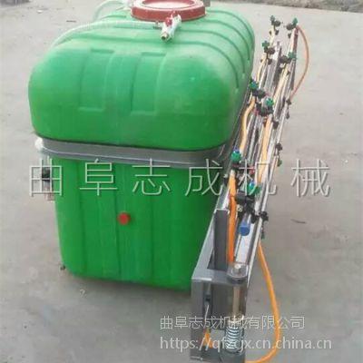 旱田作物杀虫机械 拖拉机配套打药机 车载式喷雾机价格