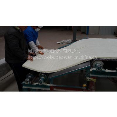 合肥80kg耐热硅酸铝针刺毯近期报价