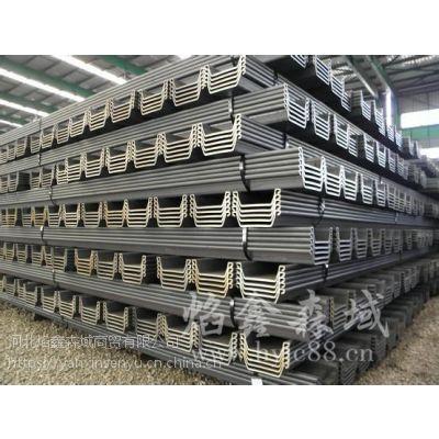 焰鑫森域拉森钢板桩施工方法及安全技术