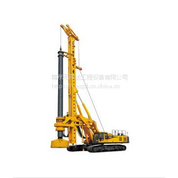 徐工400旋挖钻机在山东待租 选定型号的三个因素