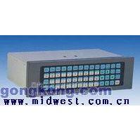 中西dyp 轻触式防水薄膜键盘/工业键盘 PS2圆形内插槽 库号:M38958