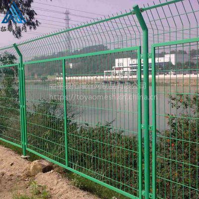 水源地保护区护栏,河道两岸围网