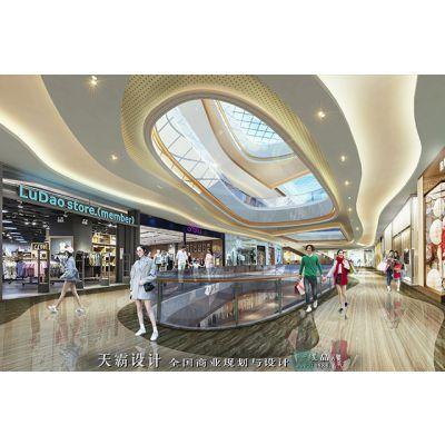 西昌商场设计需求者找广东天霸设计合作享受更多附加值