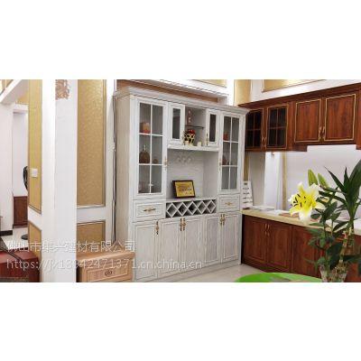 全铝家具铝材 全铝衣柜 全铝酒柜 全铝橱柜门板