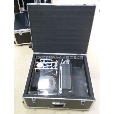 博鑫精陶半自动小型实验室平板陶瓷膜过滤系统0.1微米药剂过滤膜