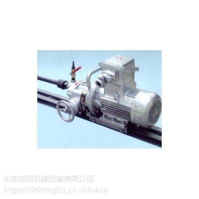 中国领先品牌KHYD150探水钻机 7.5kw岩石电钻专业生产