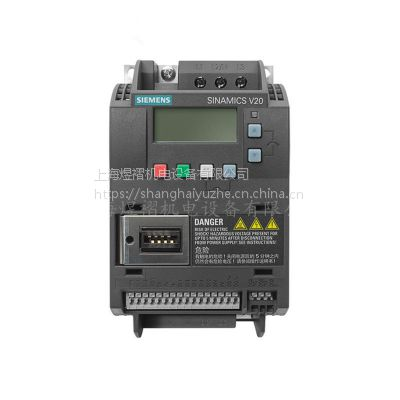 供应原装西门子变频器6SL3210-5BE31-8UV0 V20系列22KW 380V