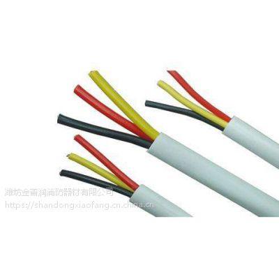 青岛电线电缆即墨RVVP屏蔽软线销售