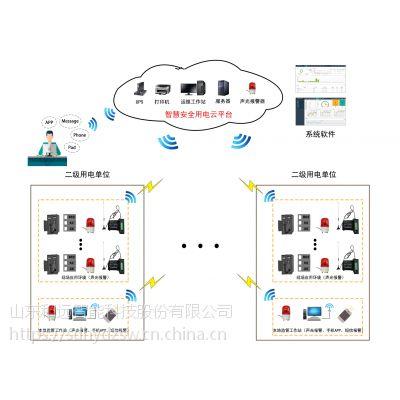 和远智能智慧安全用电监控系统