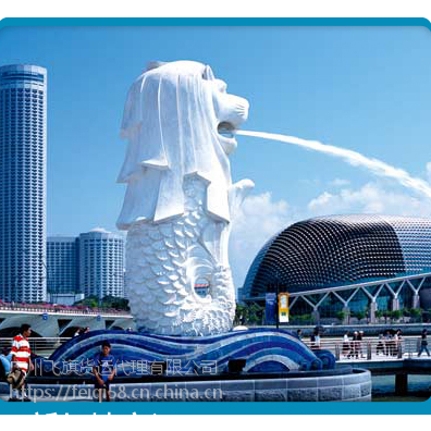 中国到新加坡海运散货整柜到门服务 中国-新加坡