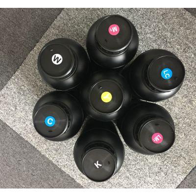 数码喷印UV墨水 台湾三皇UV墨水 台湾生产 理光G5喷头用UV墨水 硬墨
