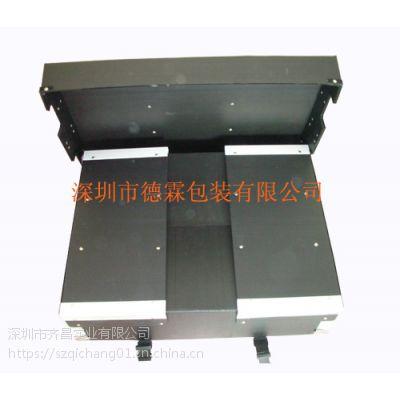 供应厂家直销防静电箱 防静电中空板周转箱-深圳德霖