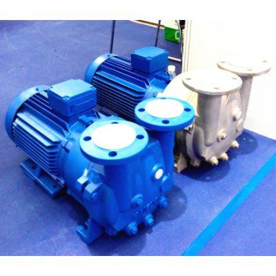 纳西姆NASH真空泵2BV5110-OKC00-7P 铸铁材质 青铜叶轮 单端机械密封
