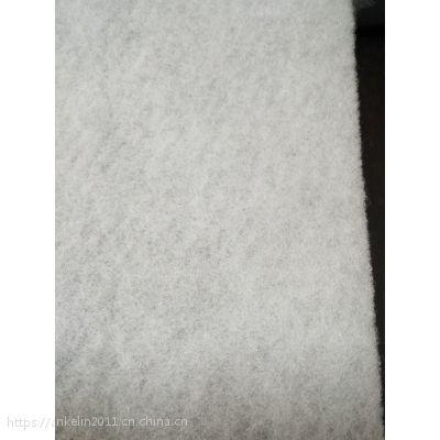 厂家直销安克林初效过滤棉G4初效毡10mm风机pp空气过滤棉加工定制