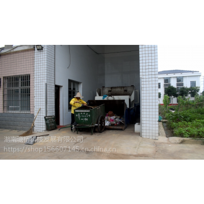 车载式垃圾压缩站设备厂家直销