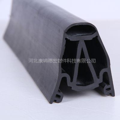 康炳德厂家直销三元乙丙旋转门专用密封条规格多样来图来样加工定制