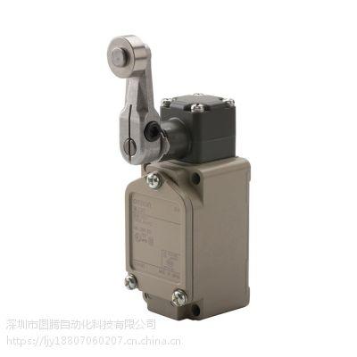 深圳供应标准型WLCA2-N欧姆龙2回路限位开关