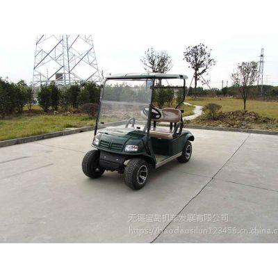 宝岛BD20264kw电动高尔夫旅游车观光车巡逻车2400×1200×1870