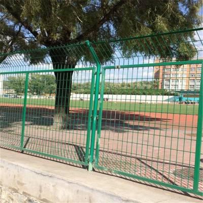 钢板网状护栏网 护栏网系列 成都仓库隔离网