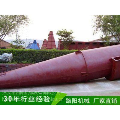 石家庄铸造厂1吨电炉专用的旋风除尘器多少钱