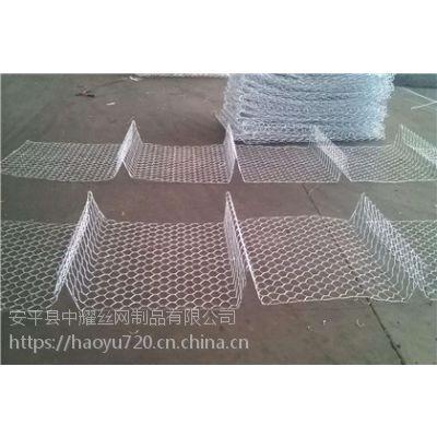 中耀石笼网/镀锌石笼网/铅丝笼/雷诺护垫