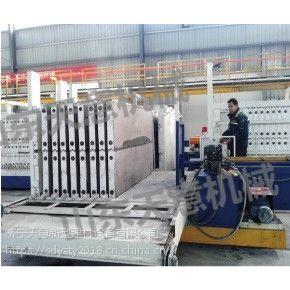 预制水泥墙板机/轻质墙板机械详细说明