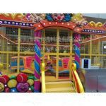 供应云卡通室内外游乐场、智慧园区收费管理一卡通系统