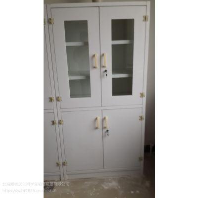 爱德天创实验室专用防腐蚀耐酸碱药品柜、器皿柜、文件柜、外观尺寸可定制。