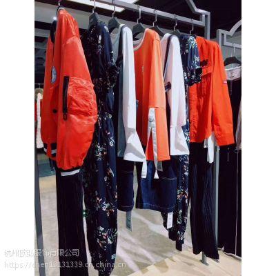 红袖女装加盟佰卡丽上海女装批发市场库存服装尾货