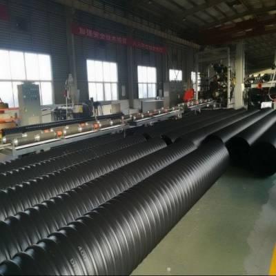 钢带增强螺旋波纹管-尺寸