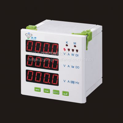 多功能数显电力仪表 PD194E-9S4 永存电气
