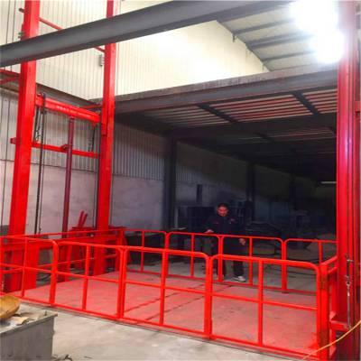 常州做固定式载货升降机 液压升降货梯的厂家 坦诺机械