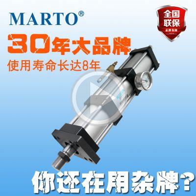 台湾匡信进口MPTF5T快速型气液增压缸厂家